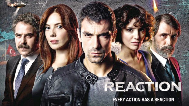 Reaction Turkish drama