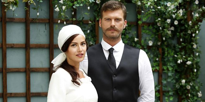 Fahriye Evcen Could Not Save Kurt Seyit and Sura