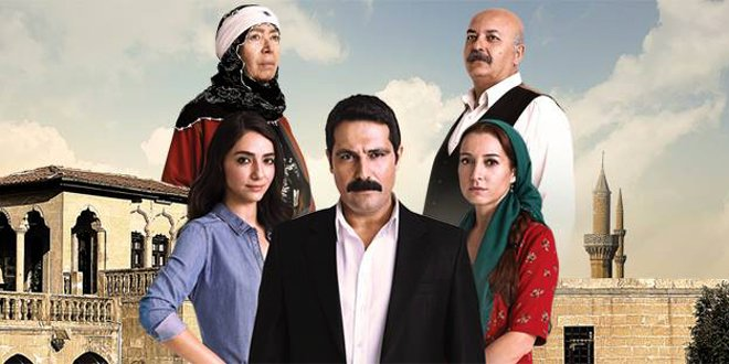 "2014 Tv Series ""I Am From Urfa"" Has Ended"
