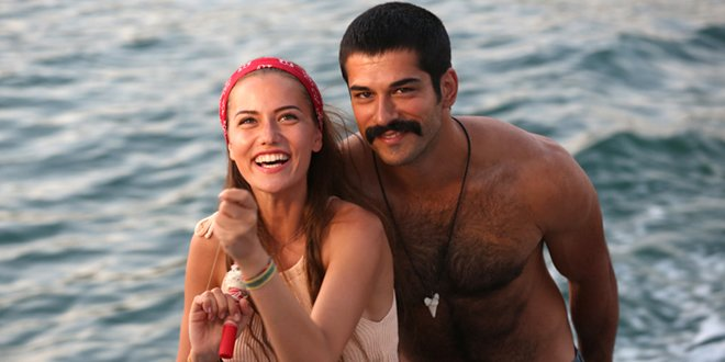 Burak Ozcivit and Fahriye Evcen's New Movie: Love Resembles You (Ask Sana Benzer)