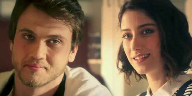 The First Trailer of Hazal Kaya's New TV Series, Maral