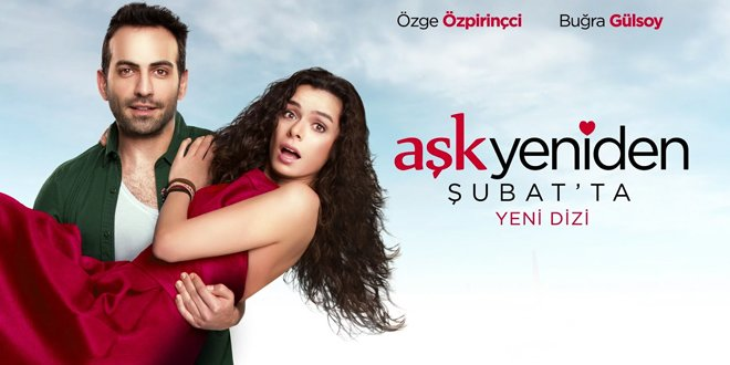 New Turkish Drama: Love Once Again (Ask Yeniden)