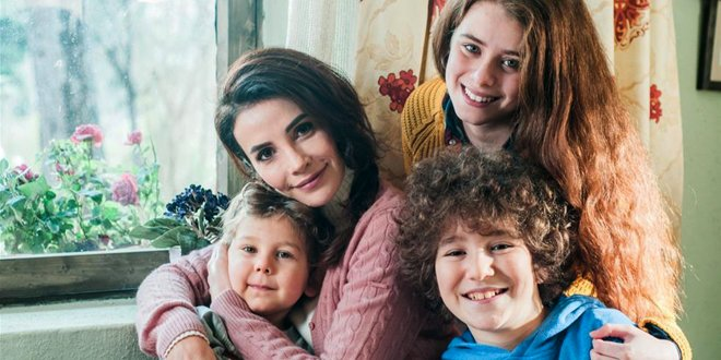 Songul Oden's New Tv Series: Serce Sarayi