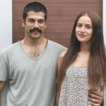 fahriye evcen with burak ozcivits family 06