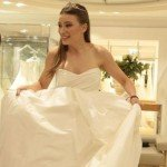 tide and eid medcezir new episode mira with wedding dress 1
