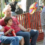 halit ergenc with son