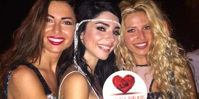 Henna Night of Merve Bolugur