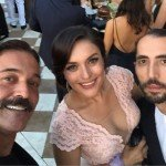 saadet isik aksoy gets married 16