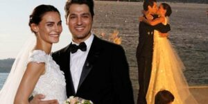 Saadet Isik Aksoy Gets Married