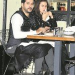 burak ozcivit and fahriye evcen christmas 04