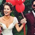 burcu biricik got married poster