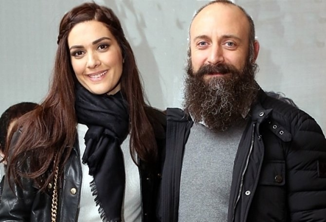 Halit Ergenc's New Turkish Drama with His Wife Berguzar Korel