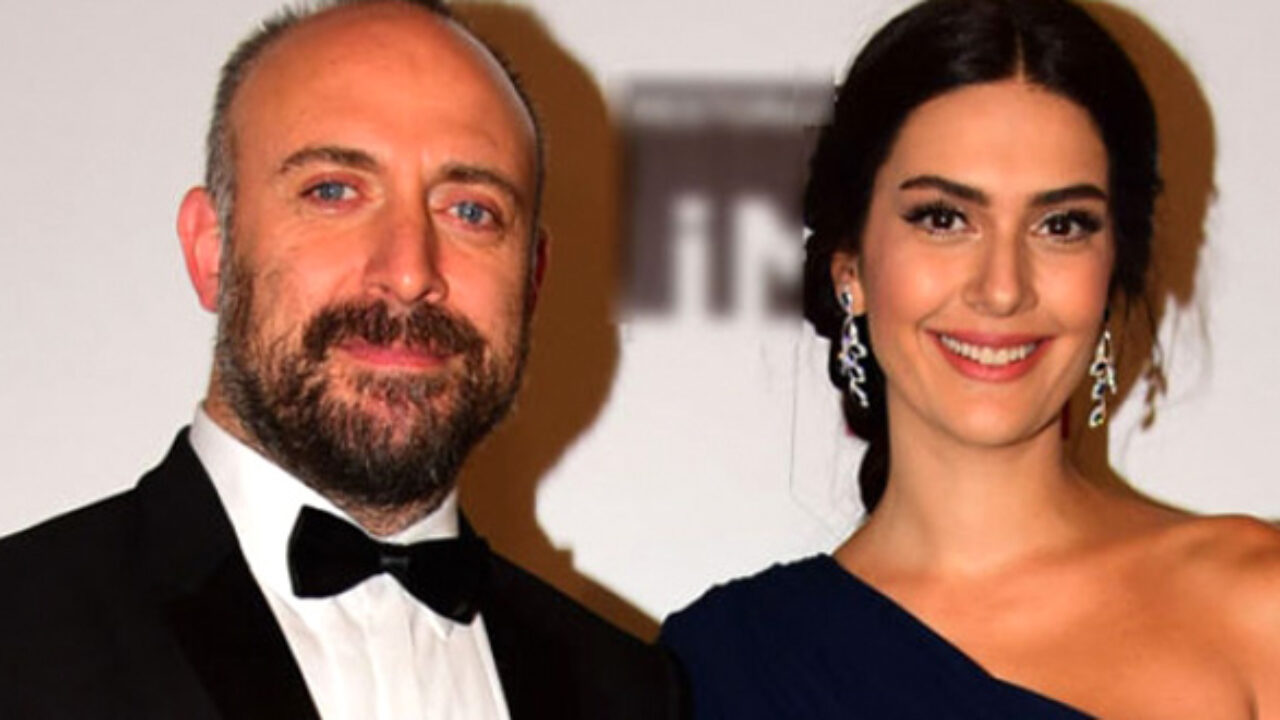 Halit Ergenc's New Turkish Drama with His Wife Berguzar Korel | Turkish Celebrity News