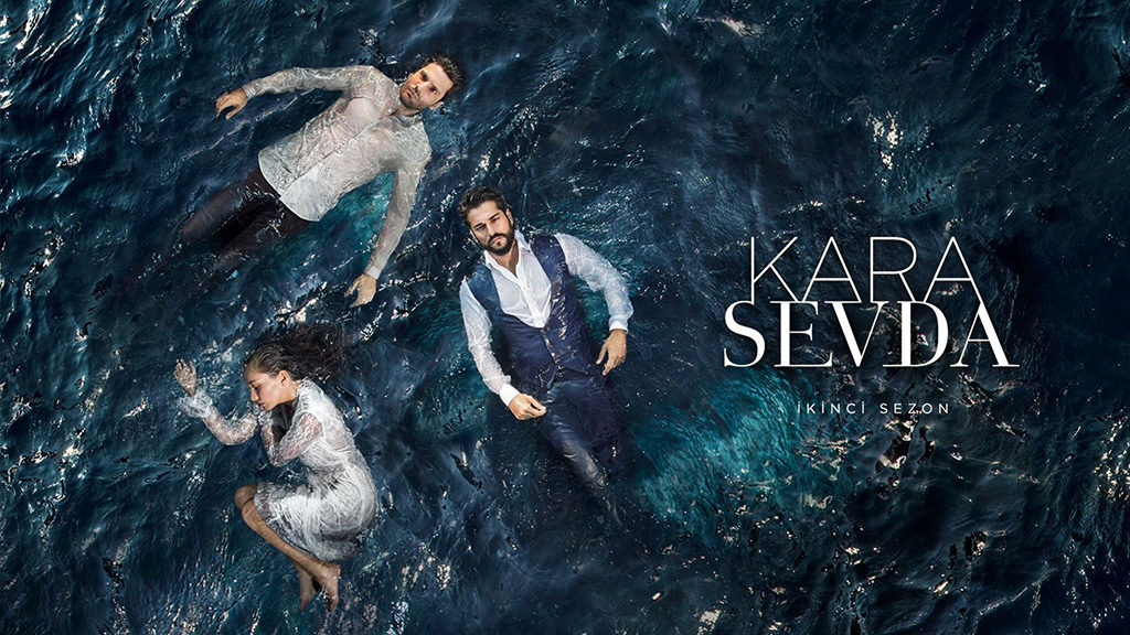 2.Season blind love (kara sevda) Poster