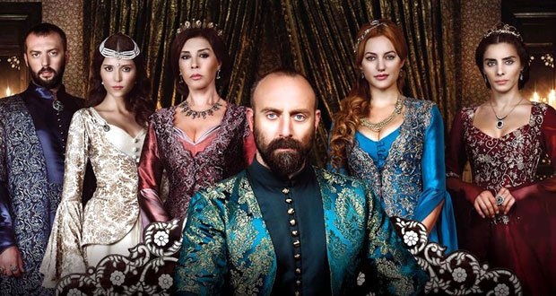 Magnificent Century - Muhtesem Yuzyil tv series