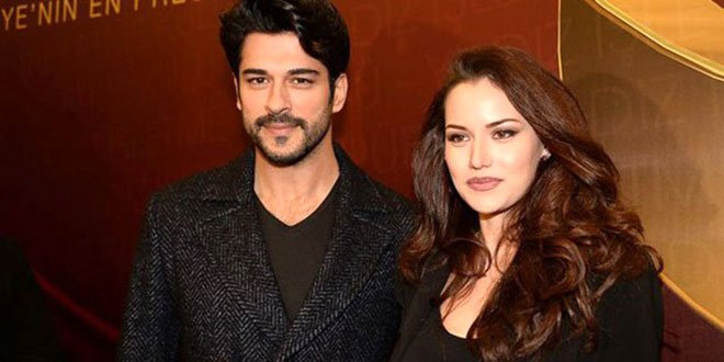 Burak Ozcivit's Proposal fahriye evcen for Marriage