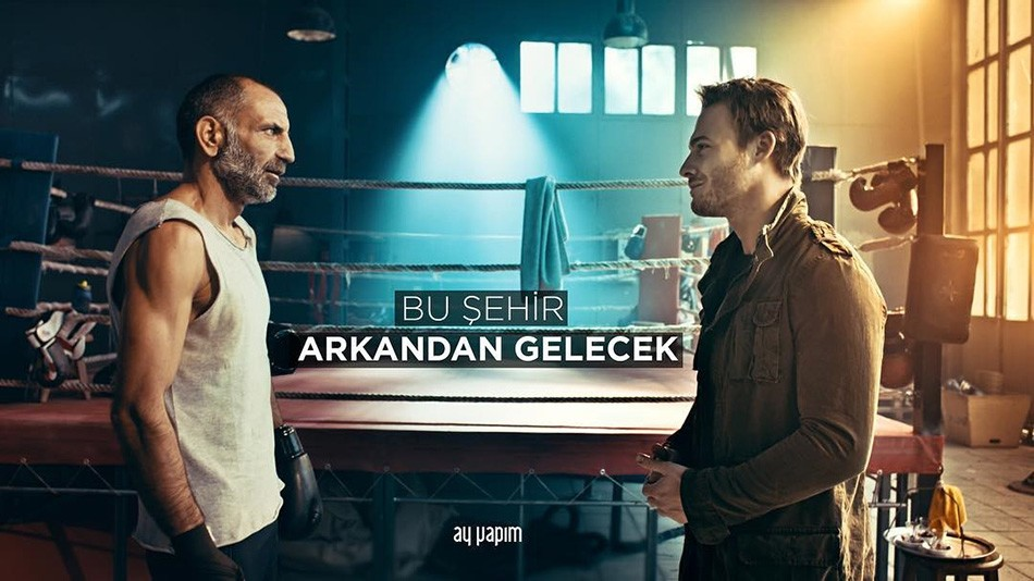 The City Will Come After You - Bu Sehir Arkandan Gelecek Poster