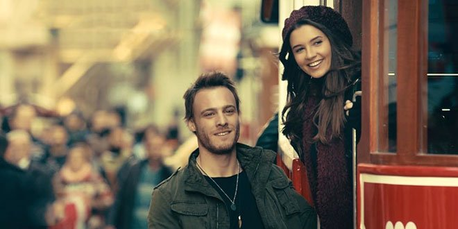 kerem and leyla start for a new turkish drama featured