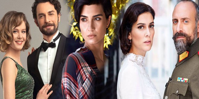 The Most Favorite Couples in Turkish Dramas (2016)