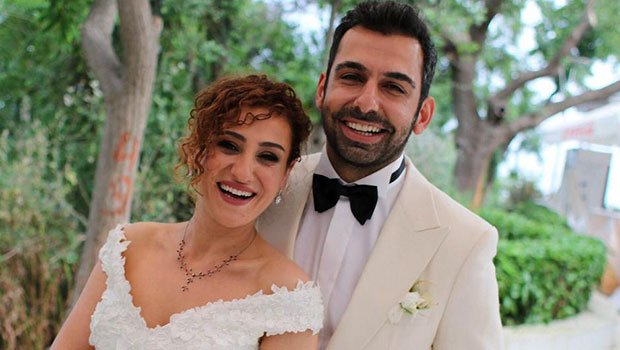 Derya Karadas and Haki Bicici got married on May 23, 2016
