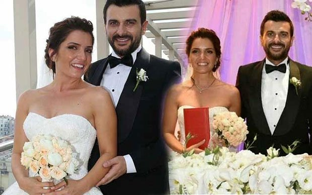 Gokhan Tepe and Aylin Ozer got married on August 21, 2016