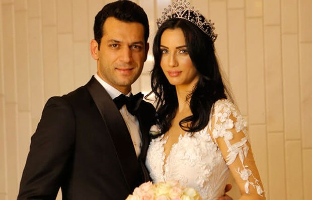 Murat Yildirim and Imane Elbani got married on December 25, 2016