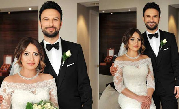 Tarkan Tevetoglu and Pinar Dilek got married on May 6, 2016