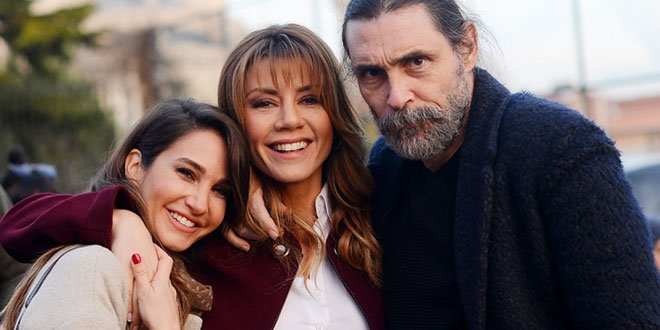 New Turkish Drama: His Name is Legend (Adı efsane dizisi)