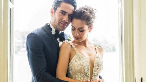 Neslihan Atagul and Kadir Dogulu got married on July 8, 2016
