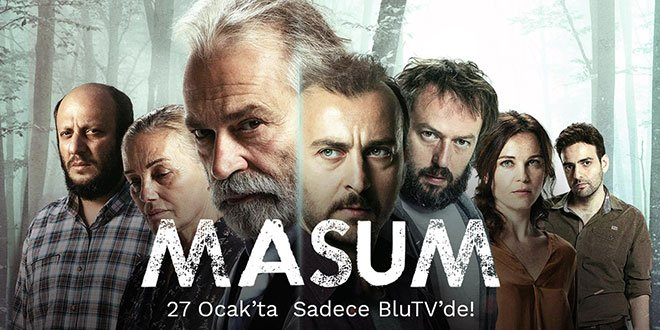 First Online Turkish Drama: Innocent (Masum) featured