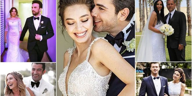2016 Wedding Season for Turkish Celebrities Featured