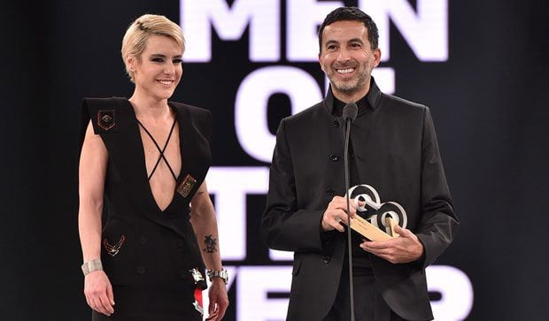 GQ Turkey Men of The Year – Art Award of the Year: Taner Ceylan
