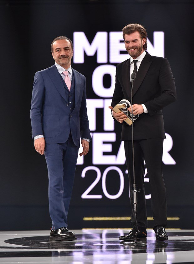 GQ Turkey Men of The Year – Best Actor: Kivanc Tatlitug