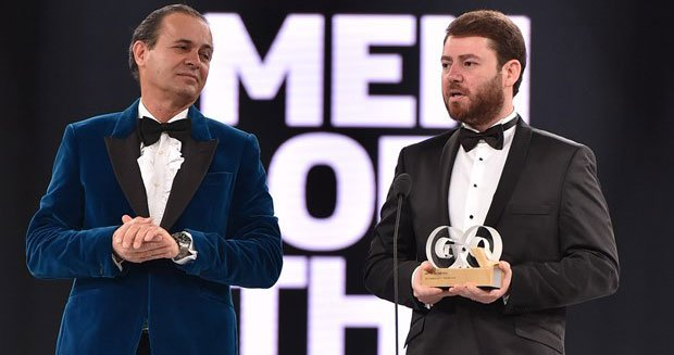 GQ Turkey Men of The Year – Best Chef: Mustafa Otar