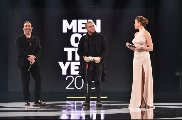 GQ Turkey Men of The Year – Best TV Personality: Gokhan Oguz