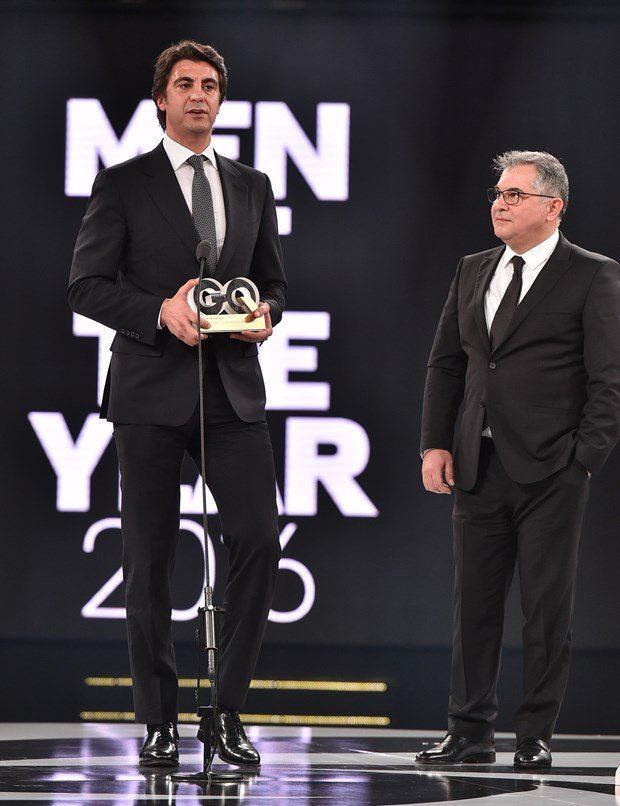 GQ Turkey Men of The Year – Most Breakthrough Success: Ibrahim Kutluay
