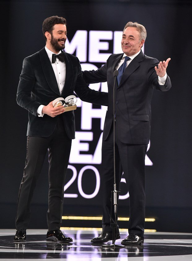GQ Turkey Men of The Year – Mostly Spoken Man of the Year: Baris Arduc