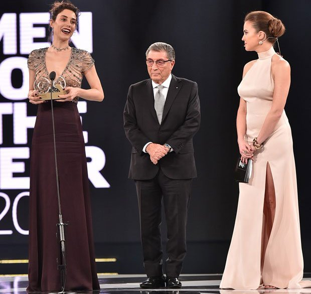 GQ 2016 Turkey Woman of the Year: Cansu Dere