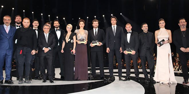 GQ Turkey Men of The Year all actress and actors photo
