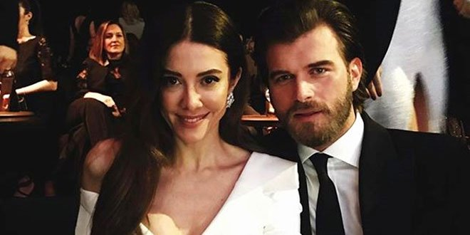 Kivanc Tatlitug and Basak Dizer Celebrate 1st Anniversary Featured