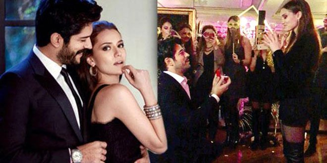 Burak Ozcivit and Fahriye Evcen Gets Engaged featured photo