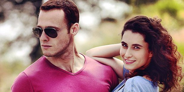 Waiting for the Sun (Gunesi Beklerken) Tv Series - Kerem Burcin Bad Rich Boy