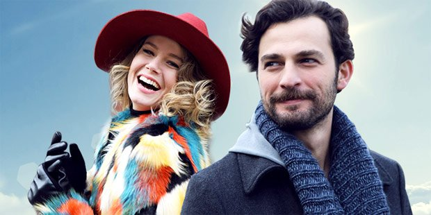 Rich boy birkan sokullu loves poor girl burcu biricik in Life Song (Hayat Sarkisi) Tv series