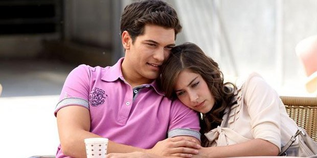Rich boy Cagatay Ulusoy loves poor girl Hazal Kaya in I Named Her Feriha (Adini Feriha Koydum)