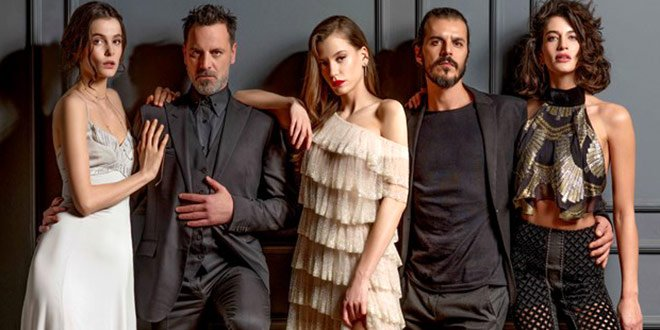 "Interview With The Stars of Turkish Drama ""Fi"""