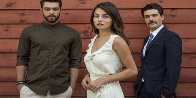 Ayca Aysin Turan Came Back with Meryem Tv Series