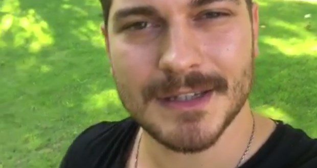 Netflix's first Turkish drama's leading actor is Cağatay Ulusoy Featured
