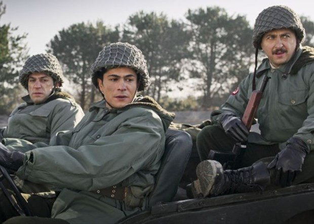 turkish soldier in ayla movie