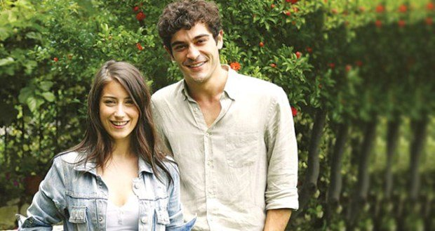 Hazal Kaya's New Turkish Series: Our Story (Bizim Hikaye)