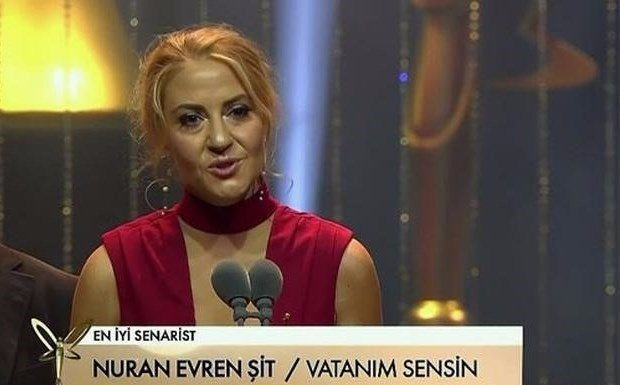 Best Scriptwriter Award: Nuran Everen Sit
